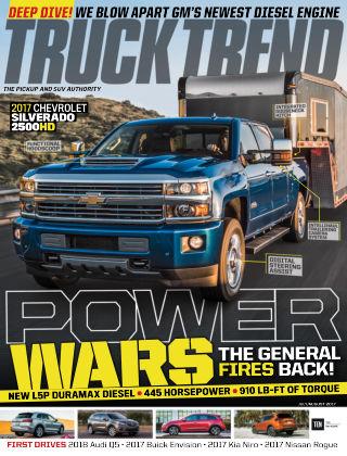 Truck Trend Jul-Aug 2017