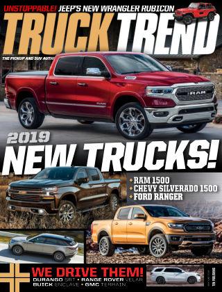 Truck Trend May-Jun 2018