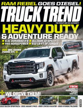 Truck Trend Jan-Feb 2020