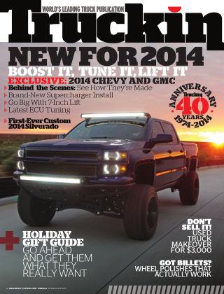 Truckin' No 1 Vol 40 2013