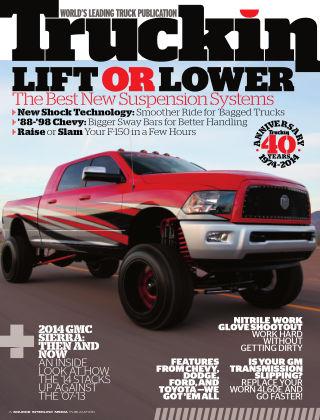 Truckin' No 2 Vol 40 2013