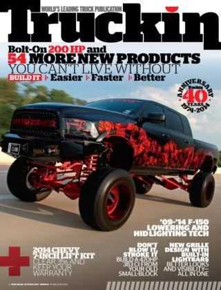 Truckin' No 4 Vol 40 2014