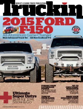 Truckin' No 6 Vol 40 2014