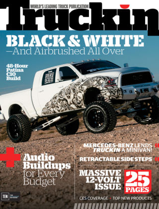 Truckin' Volume 42 Issue 7