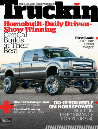 Truckin' Volume 42 Issue 8