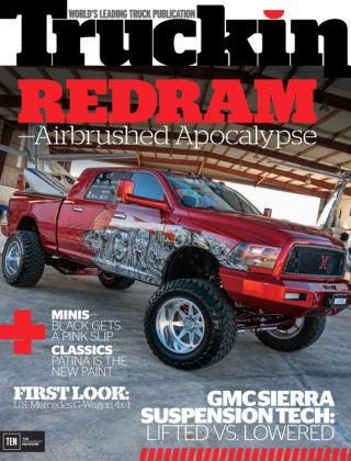 Truckin' Volume 42 Issue 12