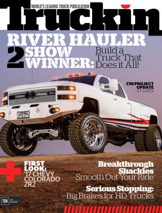 Truckin' Volume 43 Issue 5