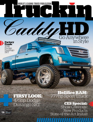 Truckin' Volume 43 Issue 7