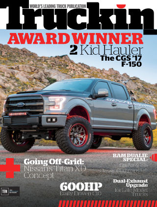 Truckin' Volume 43 Issue 11