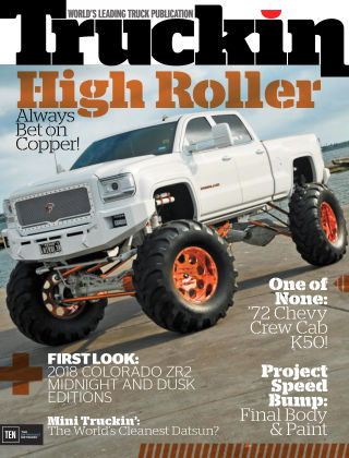 Truckin' Volume 44 Issue 3