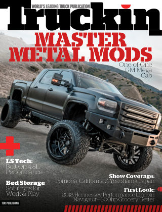 Truckin' Volume 44 Issue 9