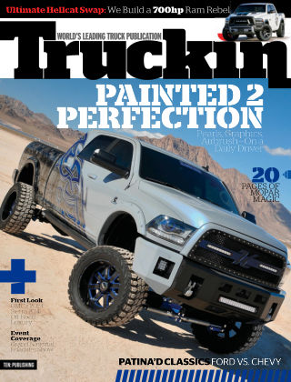 Truckin' Volume 44 Issue 10