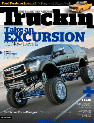 Truckin' Volume 44 Issue 11