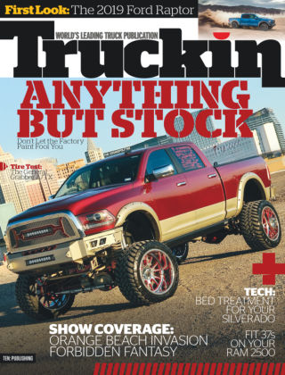 Truckin' Volume 44 Issue 12