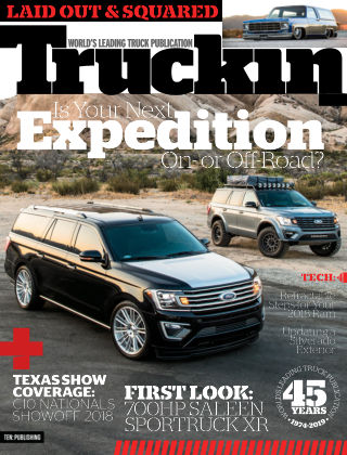 Truckin' Volume 45 Issue 1