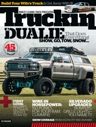 Truckin' Volume 45 Issue 2