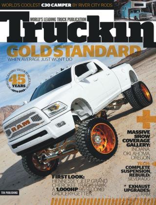 Truckin' Volume 45 Issue 3