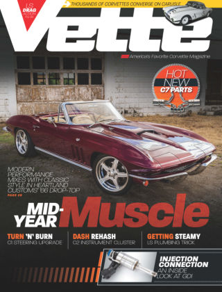 Vette May 2015