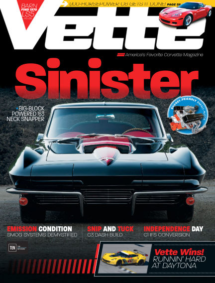 Vette May 22, 2015 00:00