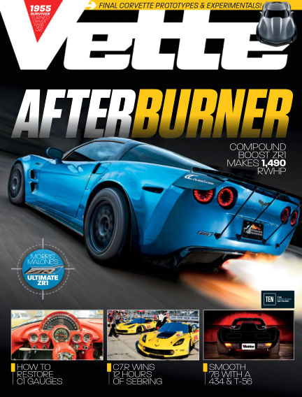 Vette May 20, 2016 00:00
