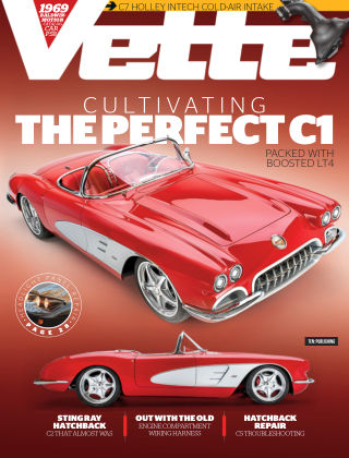 Vette May 2019