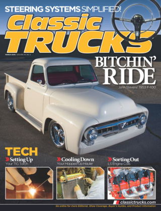Classic Trucks March 2015