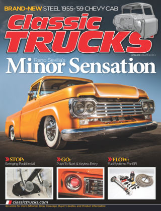Classic Trucks April 2015