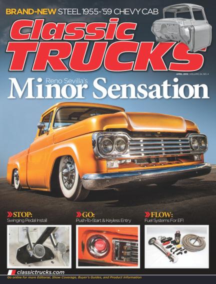 Classic Trucks January 15, 2015 00:00