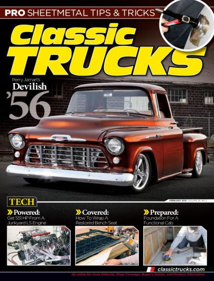 Classic Trucks November 21, 2014 00:00