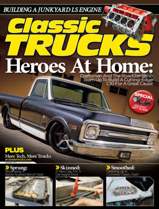 Classic Trucks January 2015