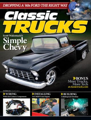 Classic Trucks November 2014