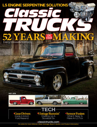 Classic Trucks May 2015