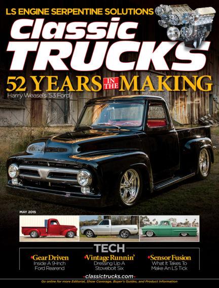 Classic Trucks February 20, 2015 00:00