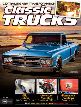 Classic Trucks July 2015