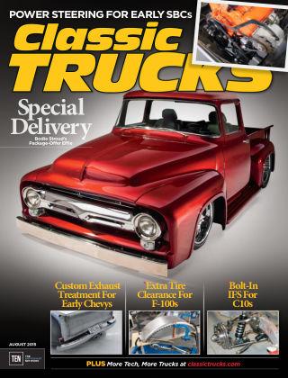 Classic Trucks August 2015