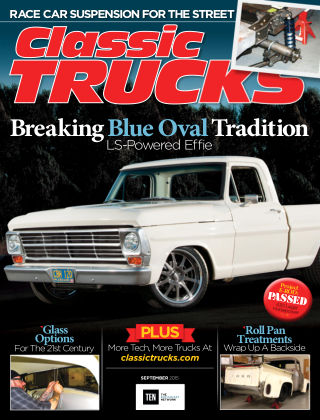 Classic Trucks September 2015