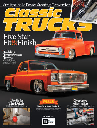 Classic Trucks October 2015