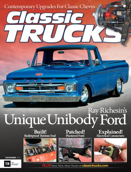 Classic Trucks August 21, 2015 00:00