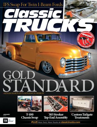 Classic Trucks January 2016