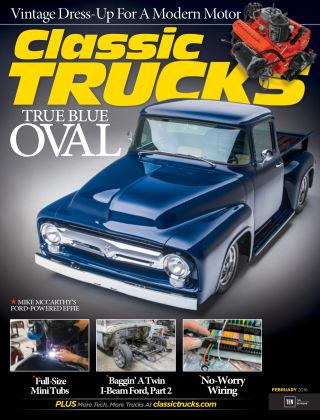 Classic Trucks Feb 2016