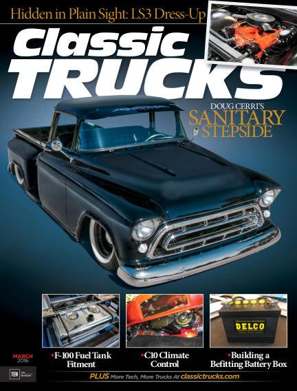 Classic Trucks December 25, 2015 00:00