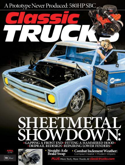 Classic Trucks January 22, 2016 00:00