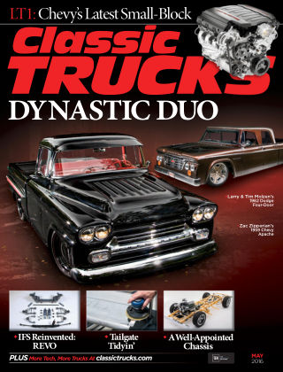 Classic Trucks May 2016