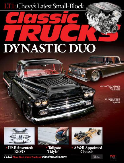 Classic Trucks February 19, 2016 00:00