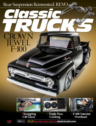 Classic Trucks Jun 2016