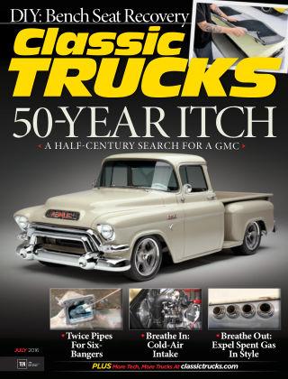 Classic Trucks Jul 2016