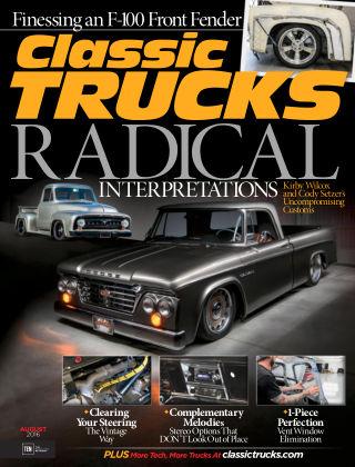 Classic Trucks Aug 2016