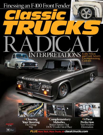 Classic Trucks May 20, 2016 00:00