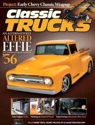 Classic Trucks Jan 2017