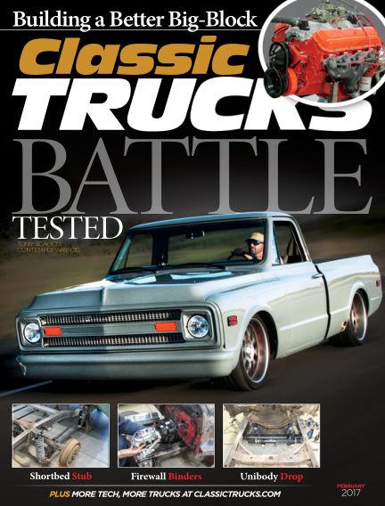 Classic Trucks November 18, 2016 00:00